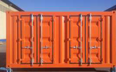 How to maintain the container lock