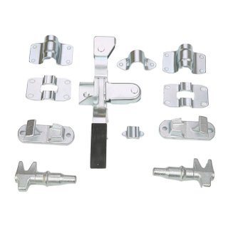 Steel Rod Door Lock 103310S