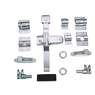Steel Rod Door Lock 103930